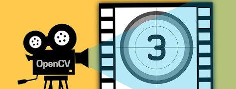 открыть видео в OpenCV
